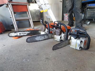 Chainsaw, 12 inch
