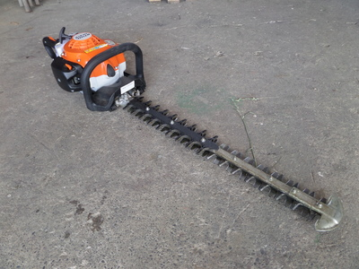 Hedge trimmer *