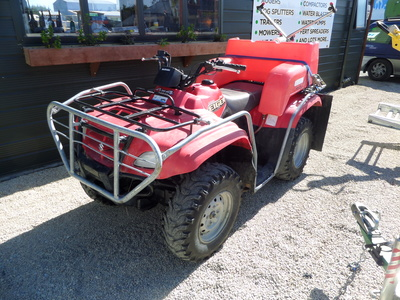 Quad Bike (with sprayer)