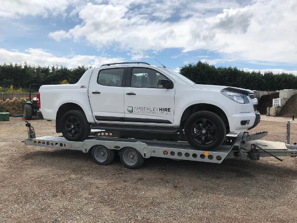 Vehicle Salvage Trailer